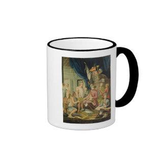 Montezuma Coffee Mugs