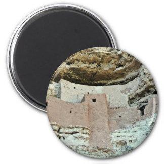 montezumas castle magnet