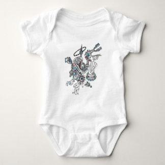 Montezuma's Revenge Baby Bodysuit