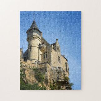 Montfort castle, Dordogne, France Jigsaw Puzzle