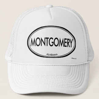 Montgomery, Alabama Trucker Hat