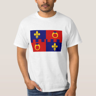 Montgomery County Maryland Flag shirt (unlabeled)