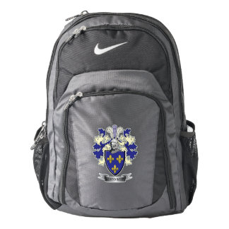 Montgomery Family Crest Coat of Arms Backpack