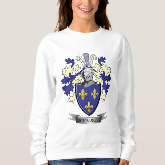 Montgomery Family Crest Coat of Arms Sweatshirt