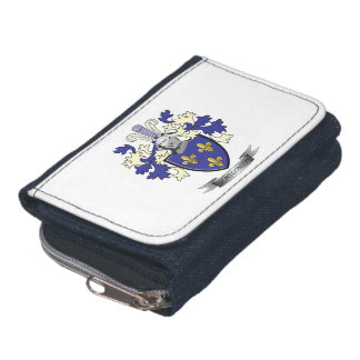 Montgomery Family Crest Coat of Arms Wallets