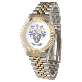 Montgomery Family Crest Coat of Arms Watch