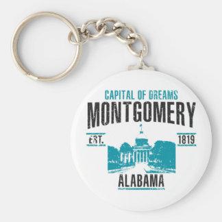 Montgomery Keychain