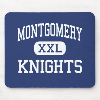 Montgomery - Knights - Catholic - Montgomery Mouse Pads
