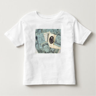 Monthly Issues of 'The Life and Adventures of Nich Toddler T-shirt
