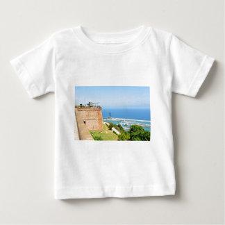 Montjuic castle, Barcelona Baby T-Shirt
