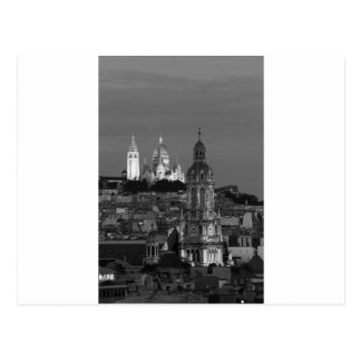 Montmartre Postcard