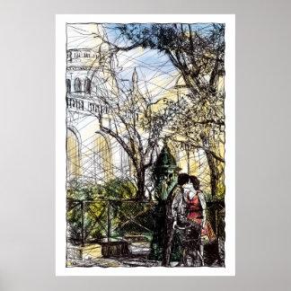 Montmartre X Poster