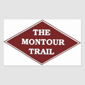 Montour Trail Sticker