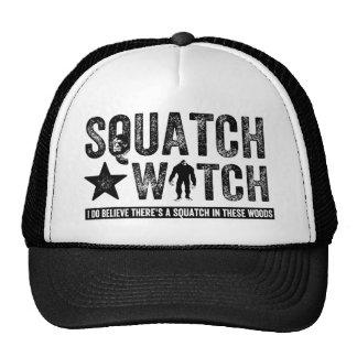 Montre de Squatch - je crois Casquettes
