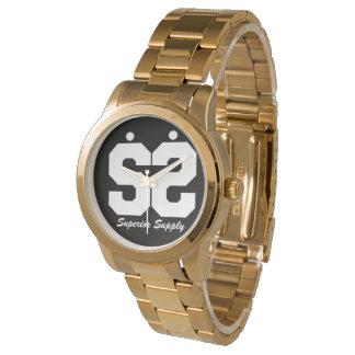 Montre supérieure d'approvisionnement montres bracelet