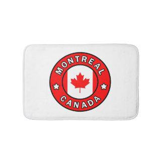 Montreal Canada Bath Mat