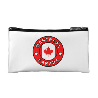 Montreal Canada Cosmetic Bag