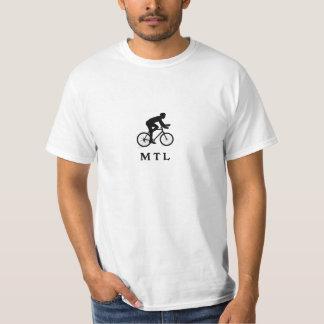 Montreal Canada Cycling MTL T-Shirt