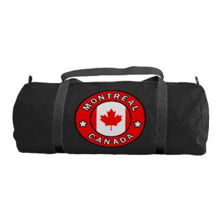 Montreal Canada Gym Bag