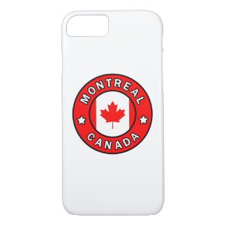 Montreal Canada iPhone 8/7 Case