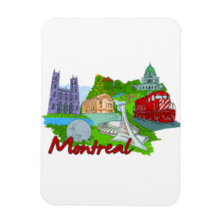 Montreal - Canada.png Magnet