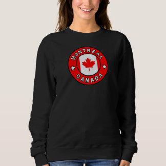 Montreal Canada Sweatshirt