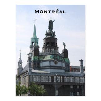 Montreal Chapel Postcard