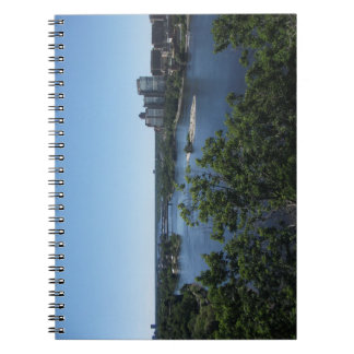 Montreal City, Canada Notebook