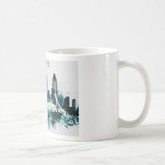 Montreal City Skyline Coffee Mug