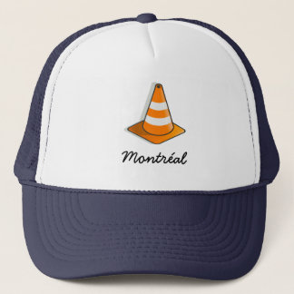 Montreal Construction Trucker Hat