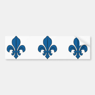 Montreal element 1, Canada Bumper Sticker