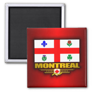 Montreal Flag Magnet