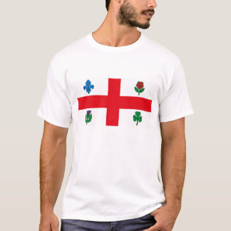 Montreal Flag T-shirt