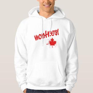 Montreal Graffiti Hoodie