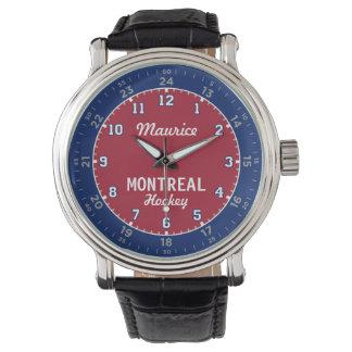 Montreal Hockey 24 Hour Watch