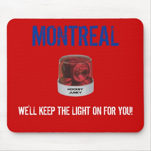 MONTREAL MOUSE PAD