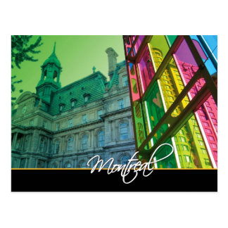 Montreal Postcard