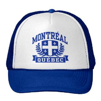 Montreal Quebec Trucker Hat