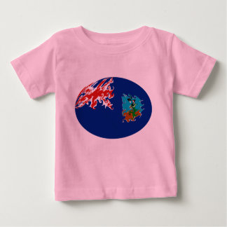 Montserrat Gnarly Flag T-Shirt