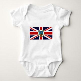 Montserrat Governor Flag Baby Bodysuit