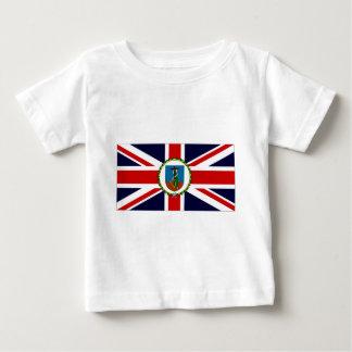 Montserrat Governor Flag Baby T-Shirt