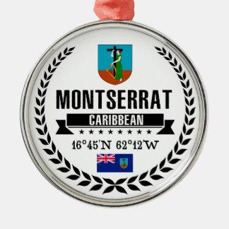 Montserrat Metal Ornament