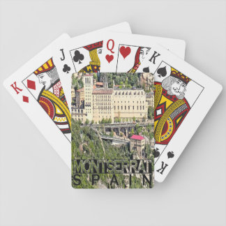 Montserrat Poker Deck