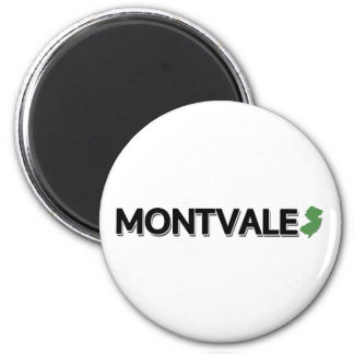 Montvale, New Jersey Magnet