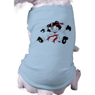 Monty Doggie Wrap Doggie Tshirt