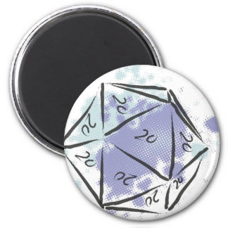 Monty Haul Items 2 Inch Round Magnet