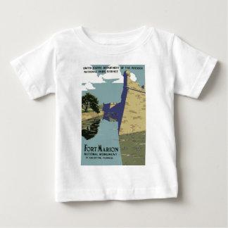 Monument national St Augustine la Floride de T Shirt