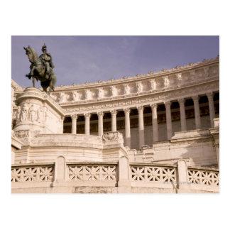 Monument to Vittorio Emanuele II, Rome, Italy Postcard