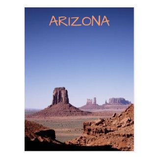 Monument Valley, Arizona Postcard