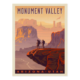 Monument Valley | Arizona & Utah Postcard